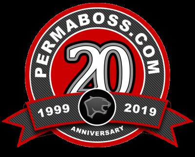 20th Anniversary Permaboss