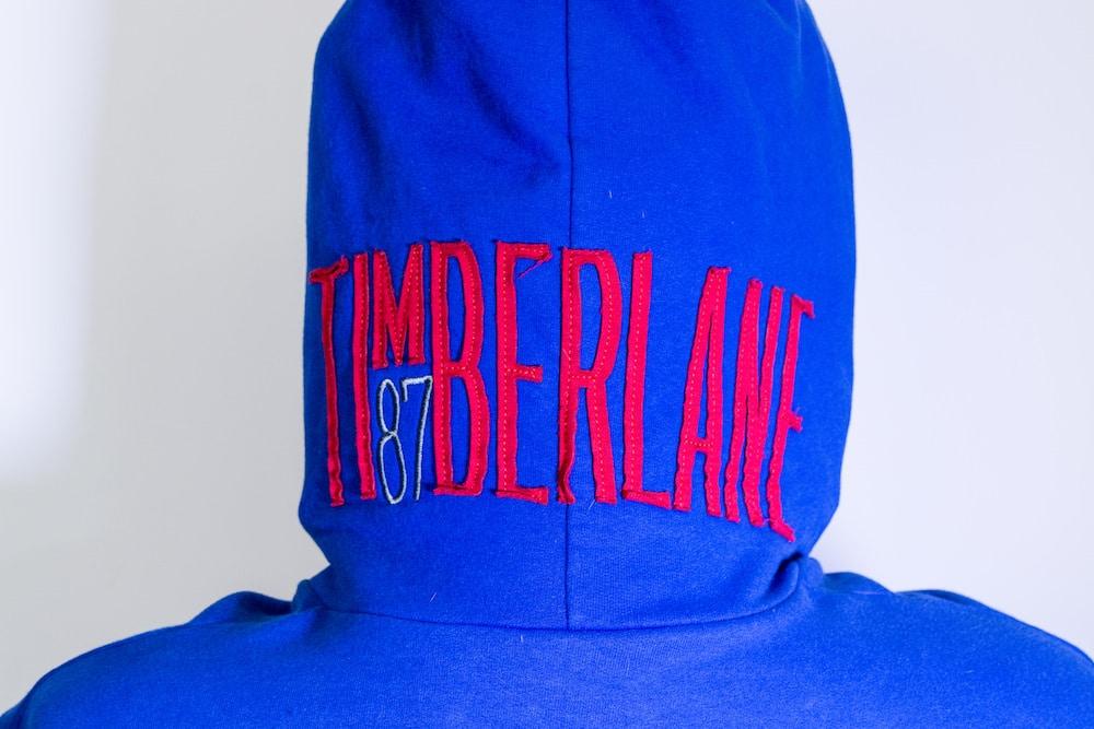 Logo on Hoodie